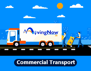 Commercial transportation service in Vijayawada