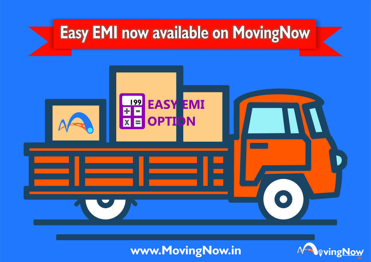Easy EMI now available on MovingNow 1