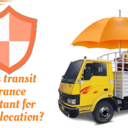 Why is transit insurance important for home relocation
