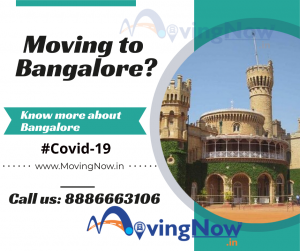 moving company in Bangalore