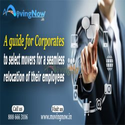 A guide for Corporates to select movers for a seamless relocation of their employees